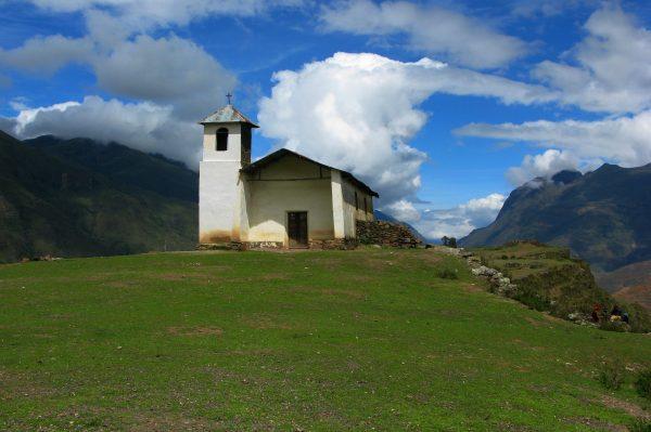 Challapampa Chapel